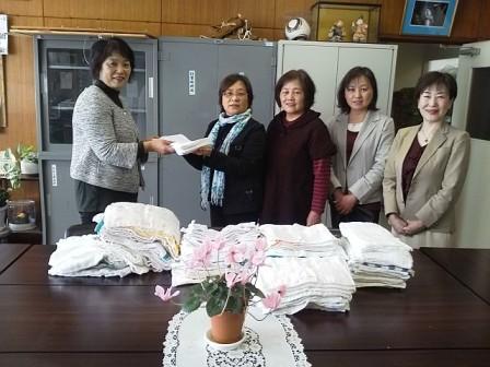 新千里南町のボランティアグループ「つくしの会」