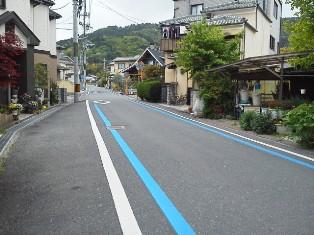 亀岡市の市道
