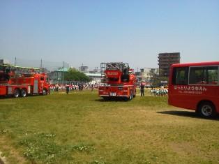 幼年消防クラブ記念大会