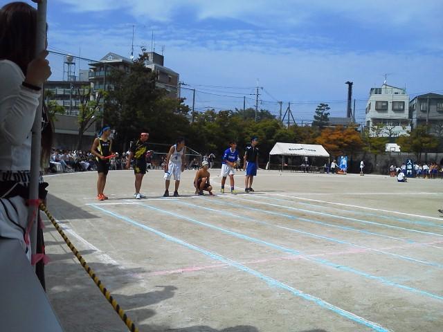 豊中市立第18中学校体育祭